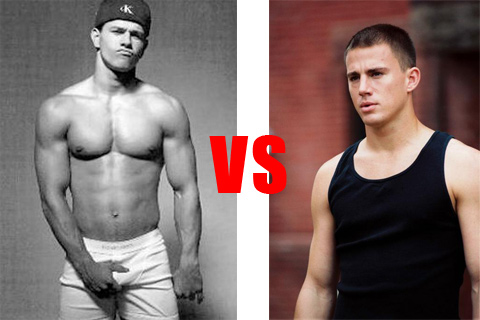 Mark Whalberg VS Channing Tatum