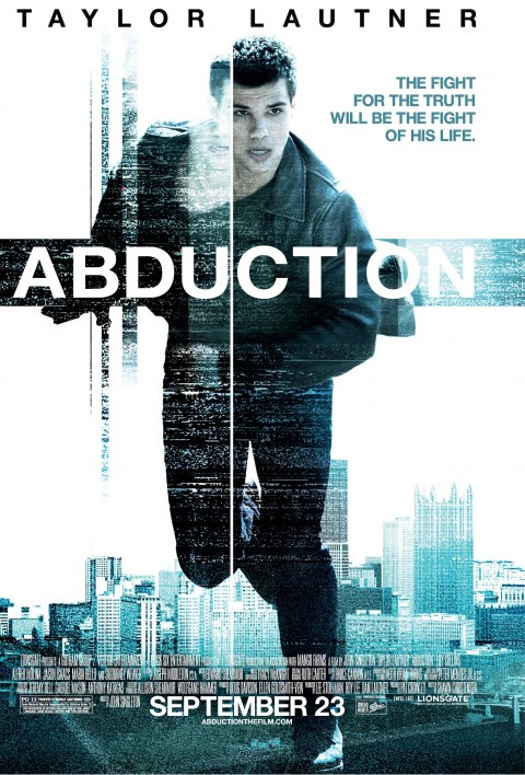 Taylor lautner en abduction o sin escape