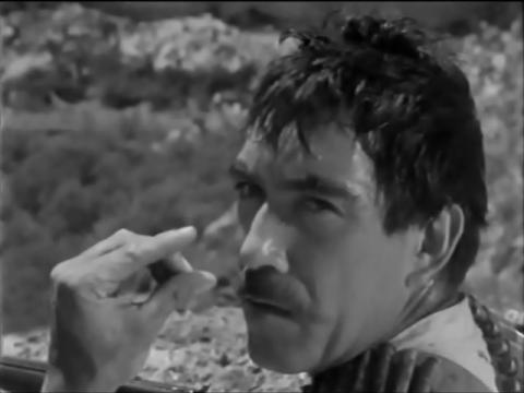 Anthony Quinn en ¡Viva Zapata!