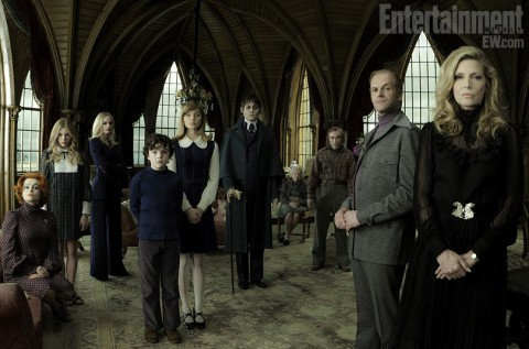 Toda la familia de Dark Shadows