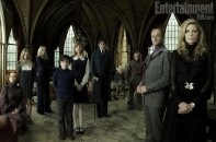 Toda la familia de DarkShadows