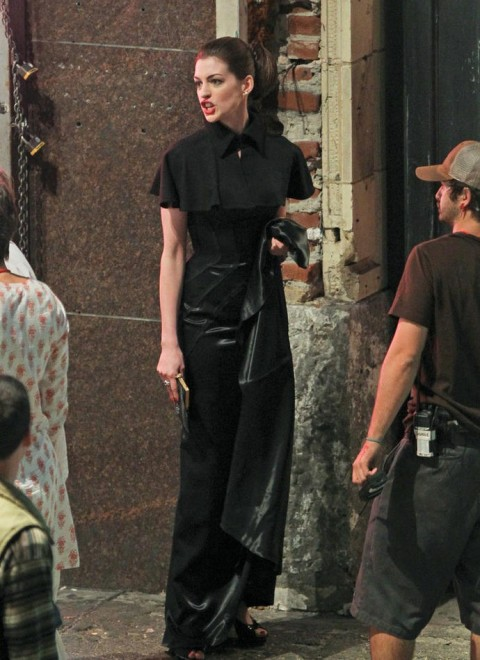 Anne Hathaway Selina Kyle