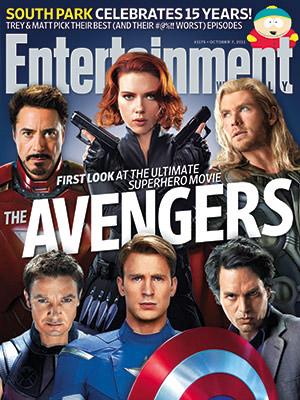 avengersew1 - The Avengers llegan con muchas nuevas fotos