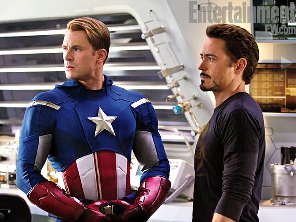 avengersewphotos1 - The Avengers llegan con muchas nuevas fotos