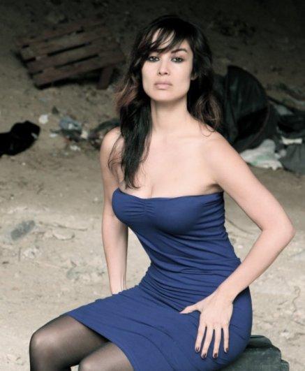 Berenice Marlohe una francesa hermosa