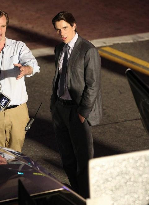 Christian Bale Christopher Nolan Bruce Wayne