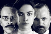 A Dangerous Method Keira Knightley Viggo Mortensen Michael Fassbender