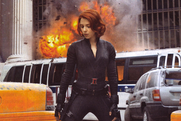 ewavengersscans1 - The Avengers llegan con muchas nuevas fotos