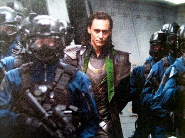 ewavengersscans2 - The Avengers llegan con muchas nuevas fotos
