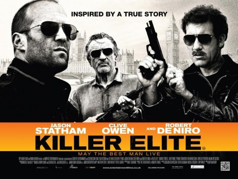 Killer Elite Quad Poster