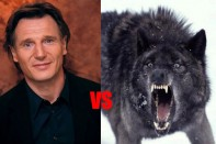 Liam Neeson The Grey Lobo
