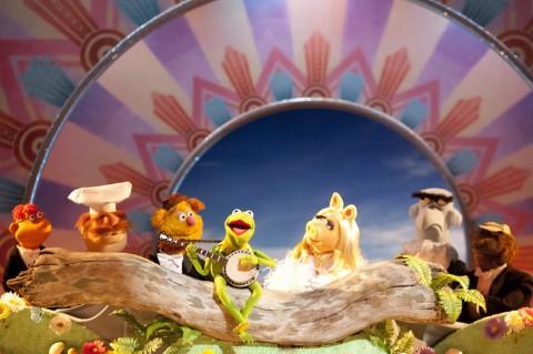 Los muppets de regreso al escenario