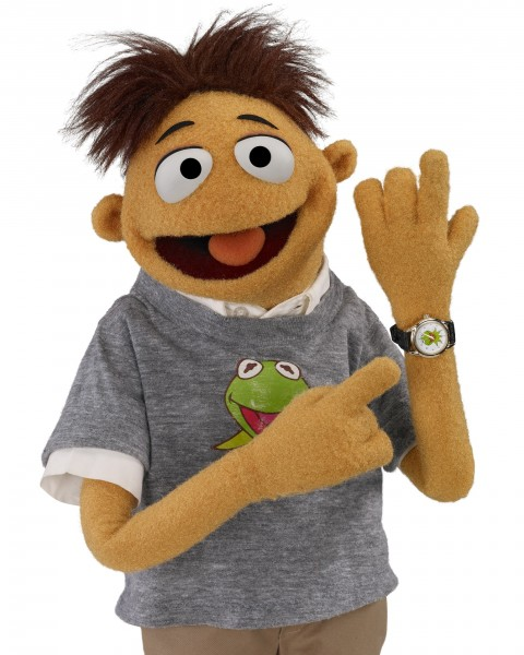 los muppets walter