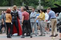 los vengadores the avengers rodaje fotos 14 203x136 - Los Vengadores: fotos de los heroes juntos...