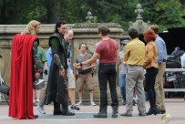 los vengadores the avengers rodaje fotos 16 203x136 - Los Vengadores: fotos de los heroes juntos...