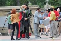 los vengadores the avengers rodaje fotos 17 203x136 - Los Vengadores: fotos de los heroes juntos...