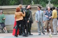 los vengadores the avengers rodaje fotos 18 203x136 - Los Vengadores: fotos de los heroes juntos...