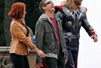 los vengadores the avengers rodaje fotos 25 203x136 - Los Vengadores: fotos de los heroes juntos...
