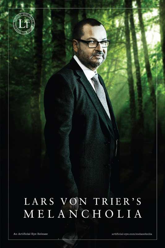 Lars Von Trier Melancholia