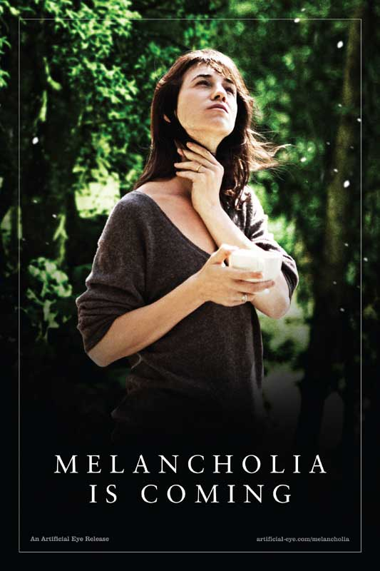 Charlotte Gainsbourg Melancholia