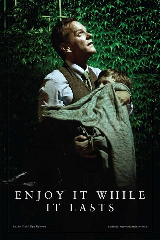 Kiefer Sutherland Melancholia