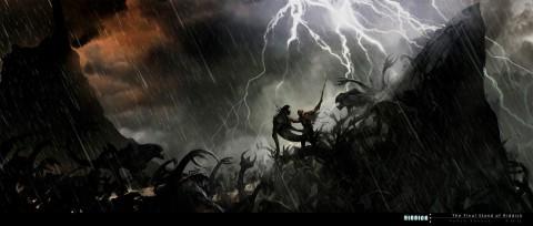 Riddick regresa con todo