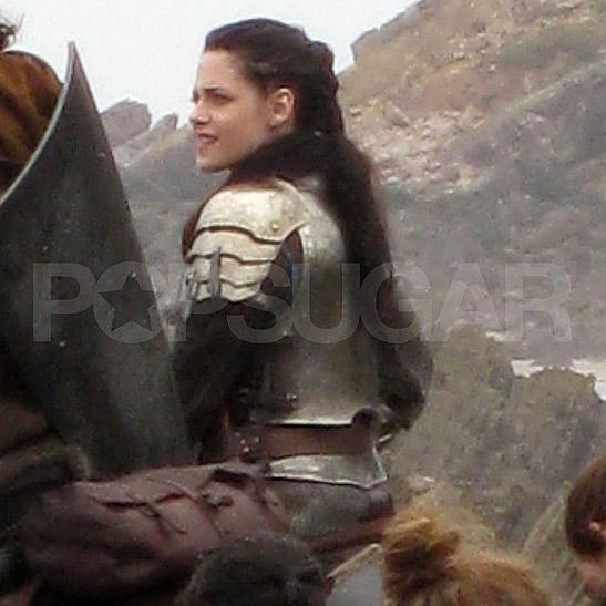 Snow White Blancanieves Kristen Stewart