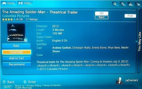Spiderman Christoph Waltz