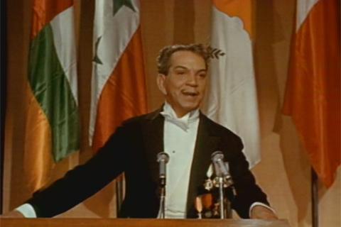 su excelencia cantinflas discurso final