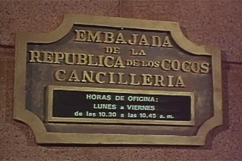 su excelencia embajada republica de los cocos