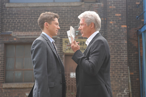the double richard gere topher grace