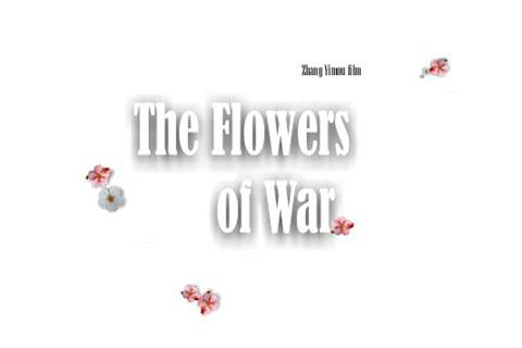 Las flores de la guerra the flowers of war