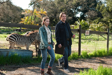 we bought a zoo scarlett johansson matt damon