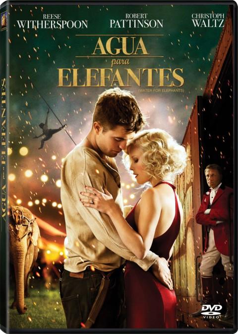 AGUA PARA ELEFANTES DVD