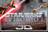 Star Wars Episodio I La Amenza Fantasma en 3D