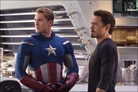 The Avengers Capi y  Stark