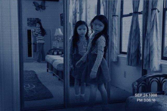 actividad paranormal fantasma 3