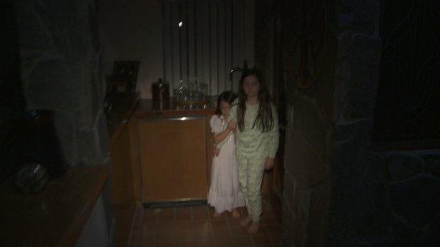 Actividad Paranormal 3 niñas