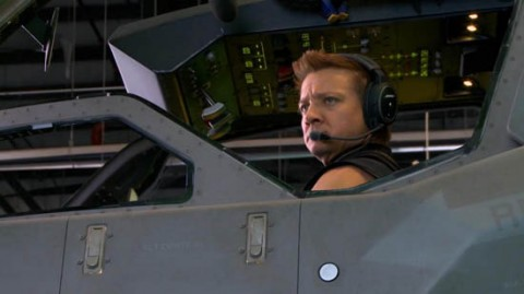 Hawkeye listos para pilotear