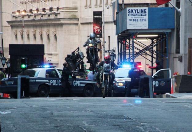Batman NY Dark Knight Rises