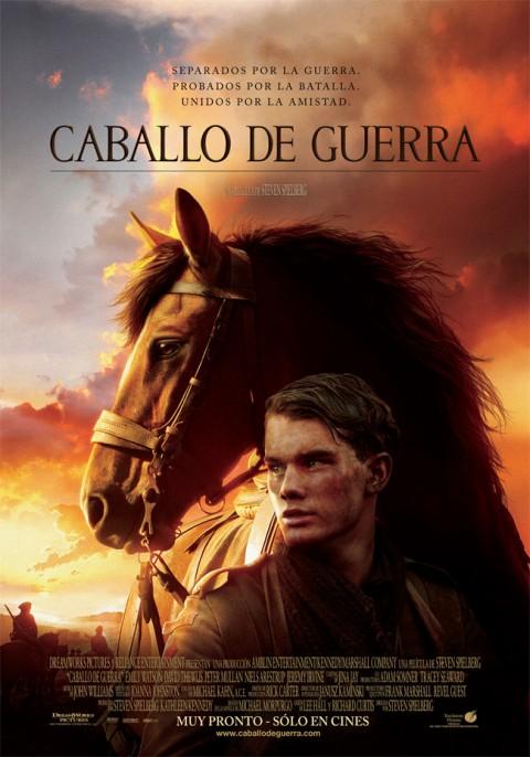 caballo de guerra poster