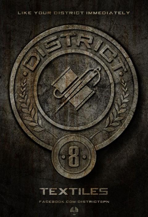 Distrito 8 - Textiles