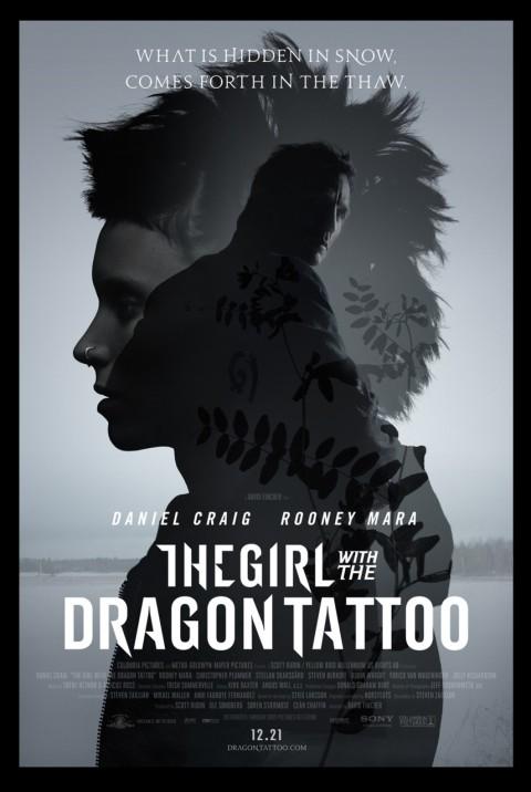la chica del dragon tatuado lisbeth salander rooney mara