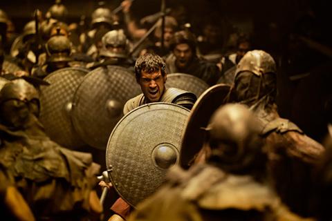 inmortales henry cavill batalla teseo