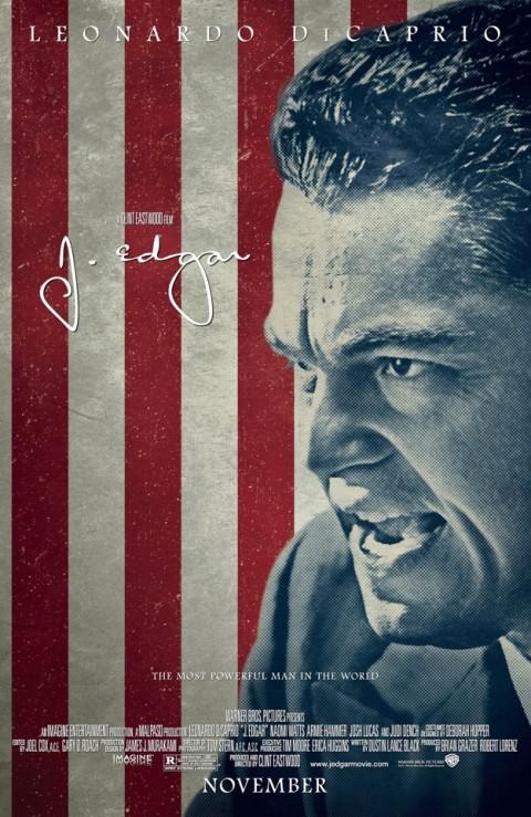 J Edgar muy patriotico