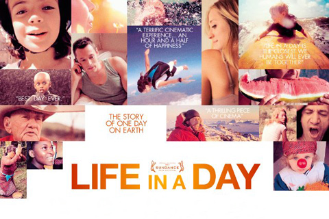 life in a day ridley scott
