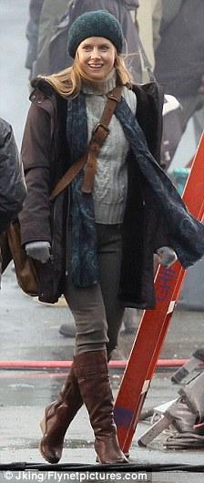 Amy Adams es la nueva Lois Lane