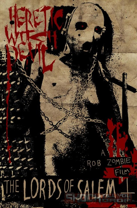 lords of salem rob zombie poster