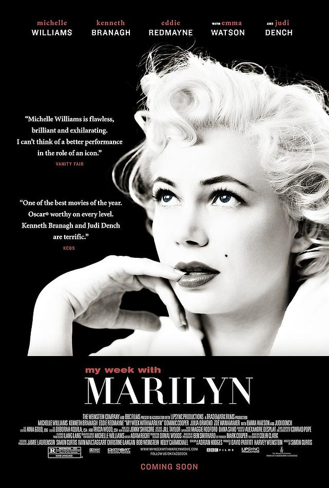 my week with marilyn poster 2