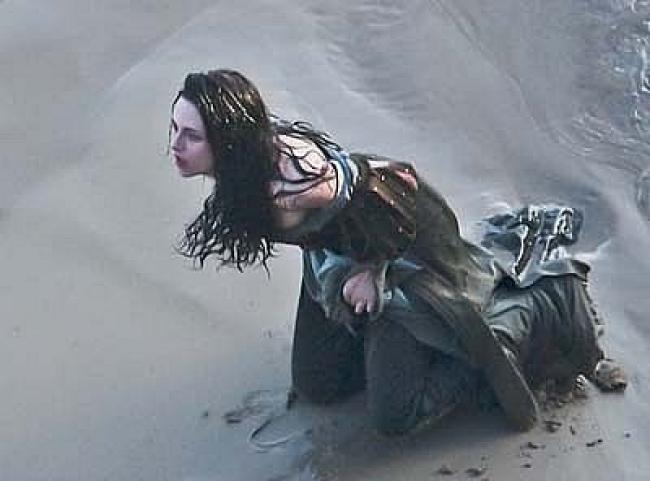Blancanieves Kristen Stewart